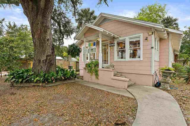 21 Palmetto Ave, St Augustine, FL 32080 (MLS #193611) :: Keller Williams Realty Atlantic Partners St. Augustine