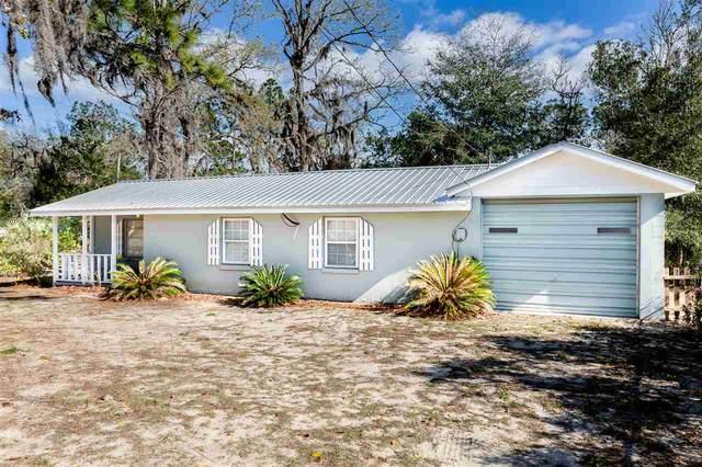 512 NE Hwy 51, Steinhatchee, FL 32359 (MLS #193626) :: Bridge City Real Estate Co.