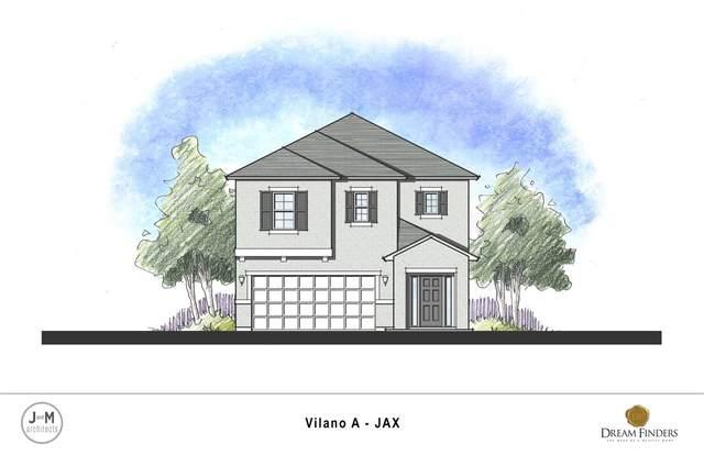 124 Cottage Green Place, St Augustine, FL 32092 (MLS #193646) :: 97Park
