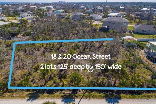 18 and 20 Ocean Street, Palm Coast, FL 32137 (MLS #193669) :: Keller Williams Realty Atlantic Partners St. Augustine