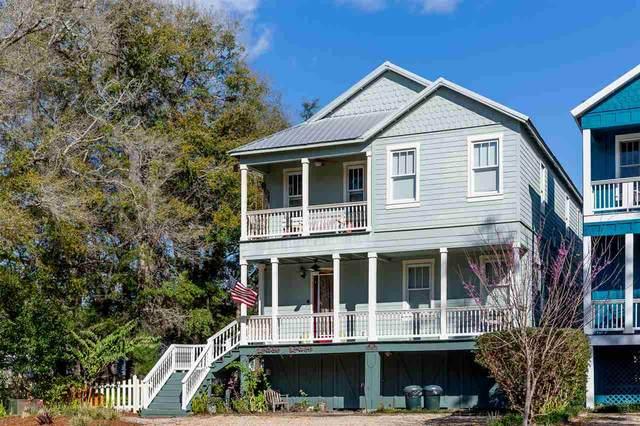 204 NE Virginia Avenue, Steinhatchee, FL 32359 (MLS #193684) :: MavRealty