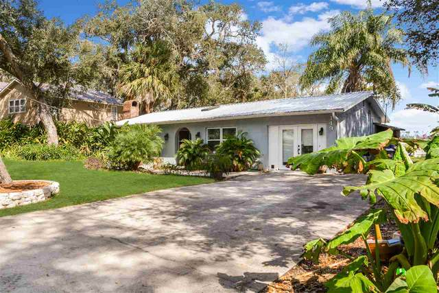 149 Pompano Rd, St Augustine, FL 32086 (MLS #193700) :: Noah Bailey Group