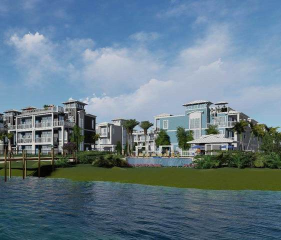 23 unit 30 Comares Ave #30, St Augustine, FL 32080 (MLS #193740) :: The Newcomer Group
