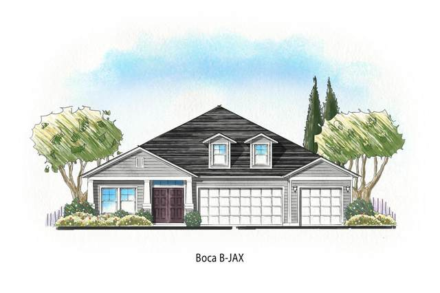616 Willow Lake Dr, St Augustine, FL 32092 (MLS #193777) :: Memory Hopkins Real Estate