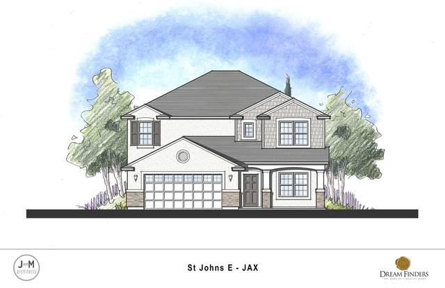 274 Willow Lake Dr, St Augustine, FL 32092 (MLS #193780) :: Memory Hopkins Real Estate