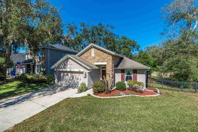 104 Kings Trace Drive, St Augustine, FL 32086 (MLS #193786) :: 97Park