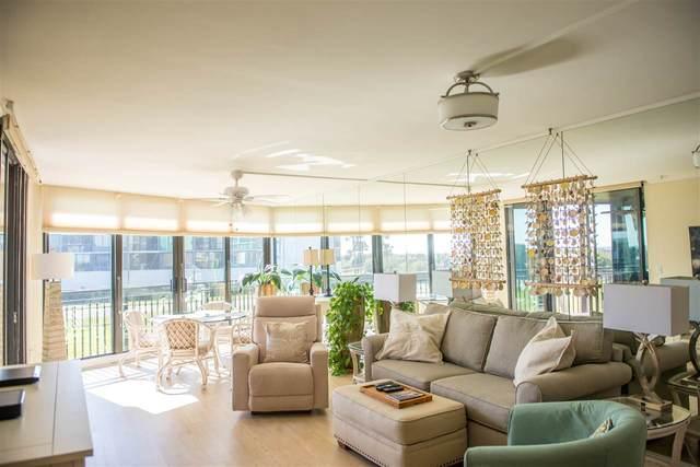 2 Dondanville Road #206, St Augustine Beach, FL 32080 (MLS #193815) :: Bridge City Real Estate Co.