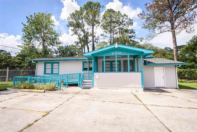 260 Sr16, St Augustine, FL 32084 (MLS #193848) :: Better Homes & Gardens Real Estate Thomas Group