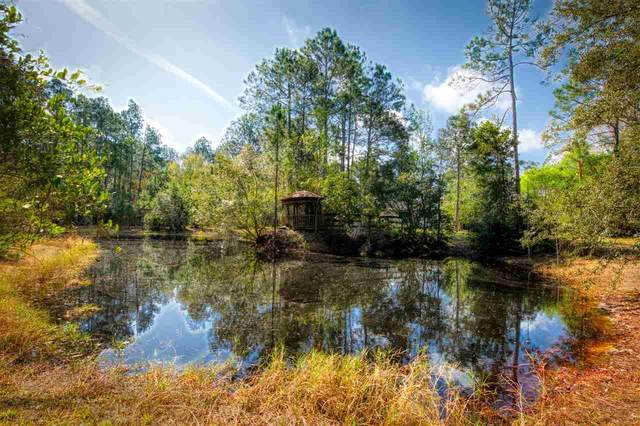1782 Carter Road, St Augustine, FL 32084 (MLS #193895) :: Bridge City Real Estate Co.