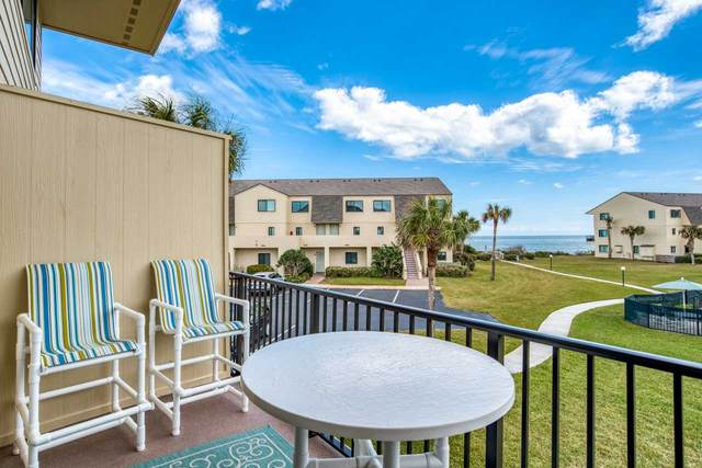 8550 A1a South #112, St Augustine, FL 32080 (MLS #193898) :: Bridge City Real Estate Co.