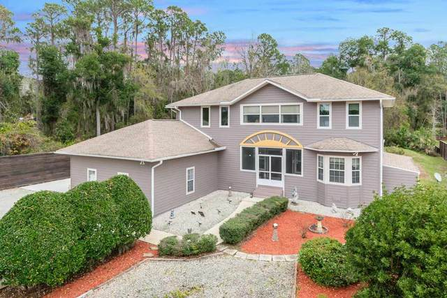 1440 S County Rd 13, St Augustine, FL 32092 (MLS #193911) :: 97Park