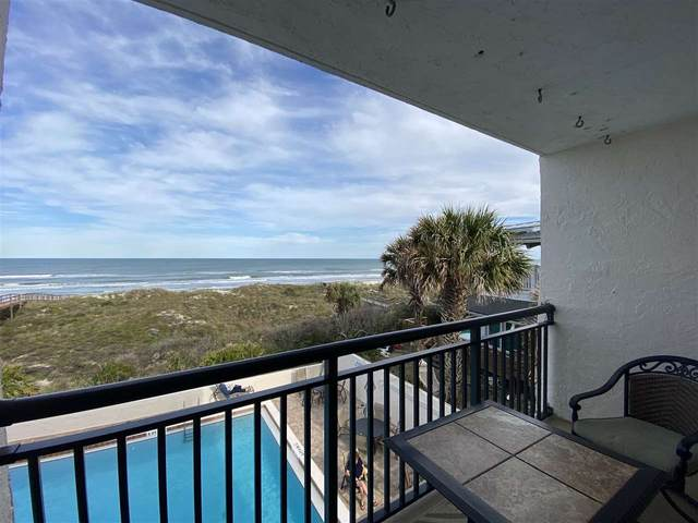 6970 A1a South #301, St Augustine, FL 32080 (MLS #193922) :: Memory Hopkins Real Estate