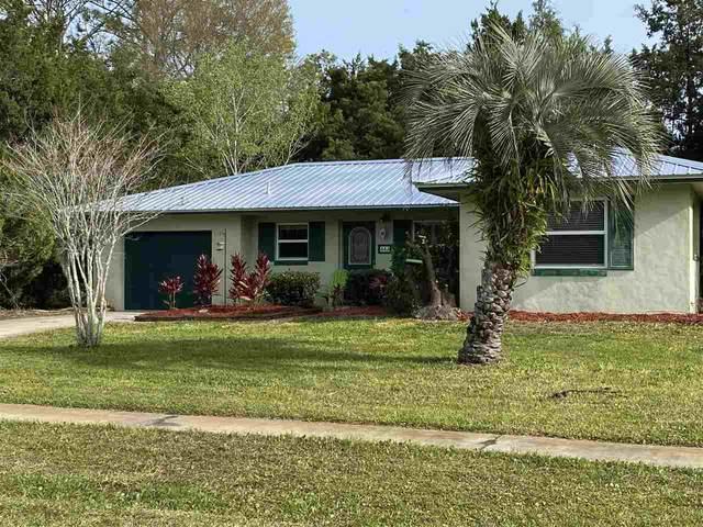 483 Julieta Ct, St Augustine, FL 32086 (MLS #193992) :: Noah Bailey Group