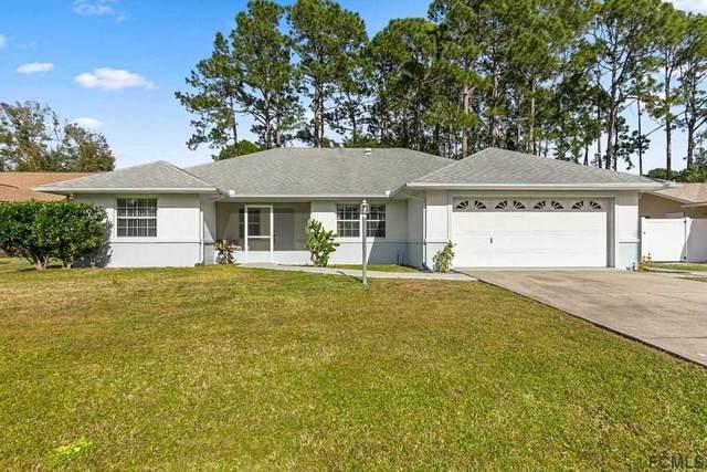 34 Boston Lane, Palm Coast, FL 32137 (MLS #194004) :: Bridge City Real Estate Co.