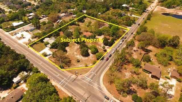 2725 Old Moultrie Rd, St Augustine, FL 32086 (MLS #194024) :: Bridge City Real Estate Co.