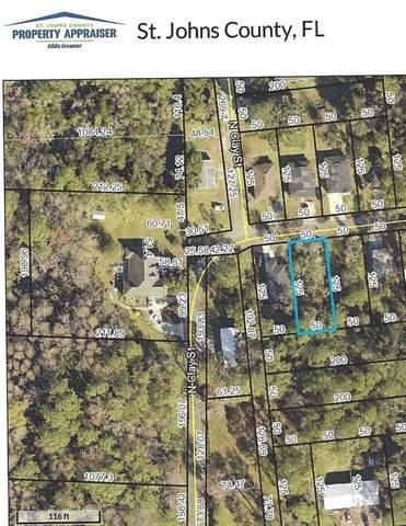 Bruen St, St Augustine, FL 32084 (MLS #194070) :: Olde Florida Realty Group