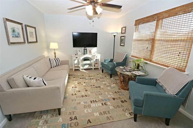 122 Rio Del Mar St C, St Augustine, FL 32080 (MLS #194082) :: Bridge City Real Estate Co.