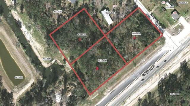 0 S Highway 17 Parcel A, San Mateo, FL 32187 (MLS #194088) :: The Perfect Place Team