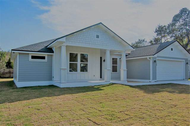 140 Swallow Road, St Augustine, FL 32086 (MLS #194101) :: Noah Bailey Group