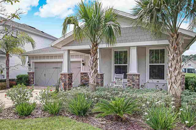 193 Lakefront Lane, St Augustine, FL 32095 (MLS #194120) :: 97Park