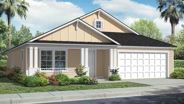 173 N Hamilton Springs Road, St Augustine, FL 32084 (MLS #194167) :: Bridge City Real Estate Co.