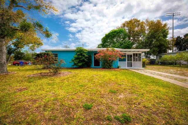 302 Chapel Road, St Augustine, FL 32084 (MLS #194179) :: Bridge City Real Estate Co.