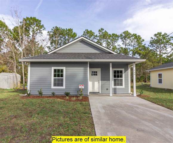 1148 Tocoi Road, St Augustine, FL 32084 (MLS #194223) :: Bridge City Real Estate Co.