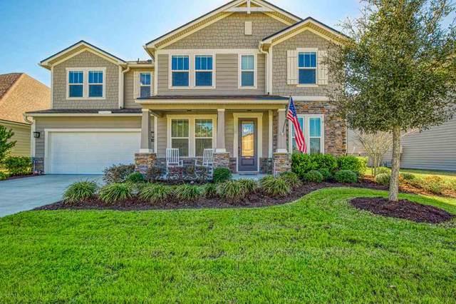 114 Siver Sage Ln, St Augustine, FL 32095 (MLS #194226) :: Bridge City Real Estate Co.