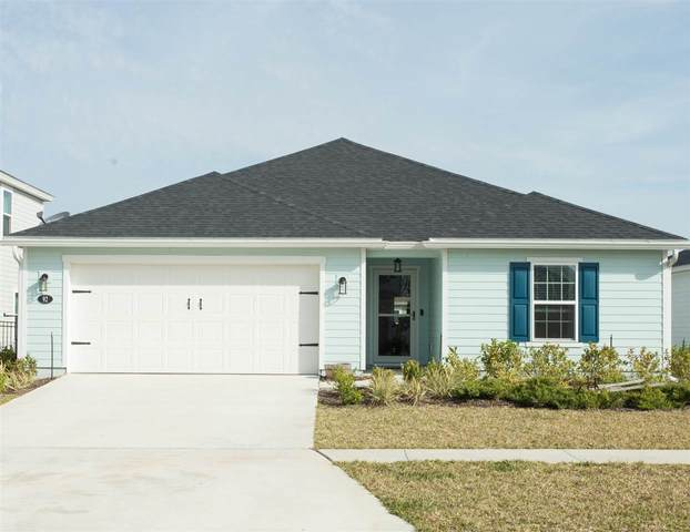 92 Bluejack Lane, St Augustine, FL 32095 (MLS #194249) :: The Impact Group with Momentum Realty