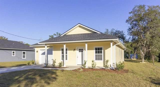 811 Avery St, St Augustine, FL 32084 (MLS #194390) :: 97Park