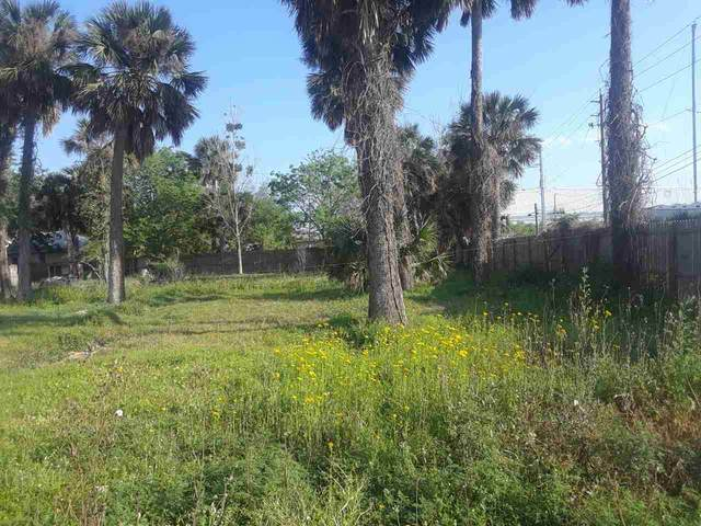 Ribiria Street, St Augustine, FL 32084 (MLS #194398) :: Memory Hopkins Real Estate