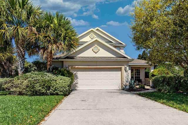 1216 Turtle Hill Circle, Ponte Vedra Beach, FL 32082 (MLS #194400) :: 97Park