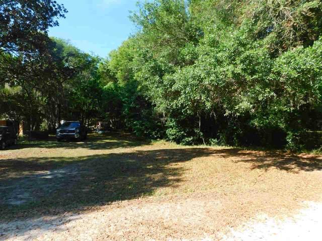 8129 Wendover Rd, St Augustine, FL 32092 (MLS #194401) :: Keller Williams Realty Atlantic Partners St. Augustine