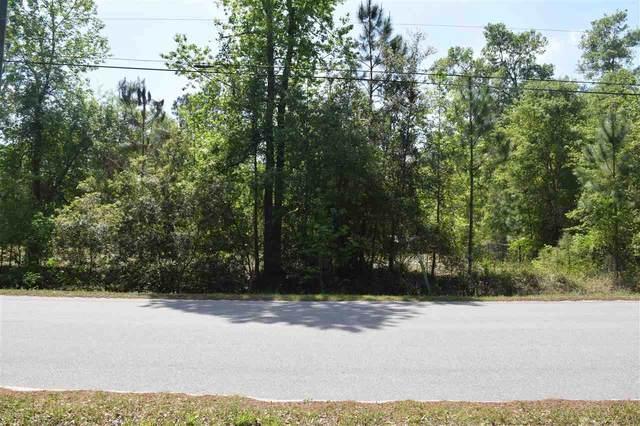 Woodlawn Rd, St Augustine, FL 32084 (MLS #194417) :: Century 21 St Augustine Properties