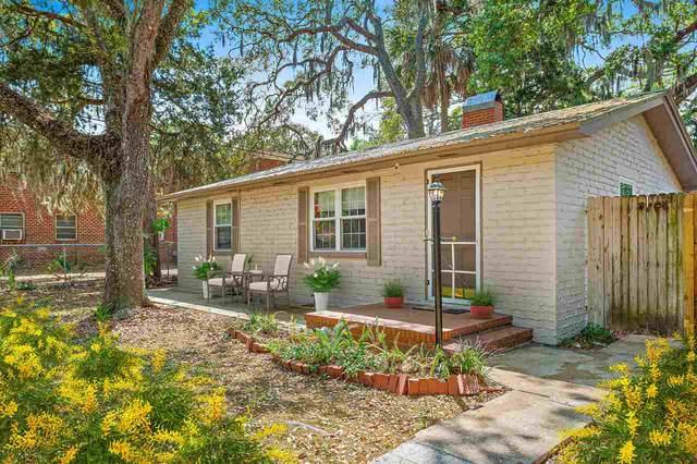 6 Douglas Ave, St Augustine, FL 32084 (MLS #194429) :: Memory Hopkins Real Estate