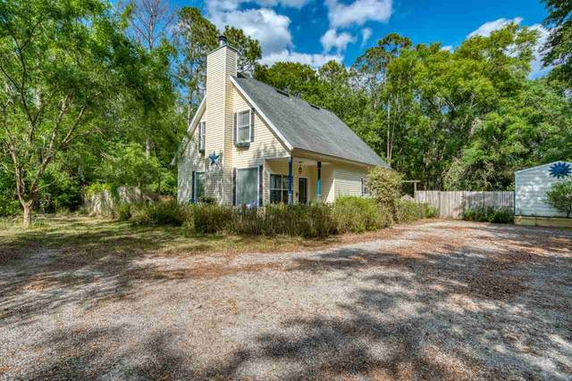 10010 Allison Ave, Hastings, FL 32145 (MLS #194430) :: 97Park