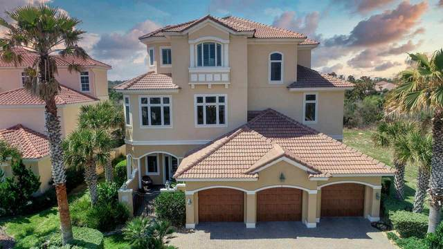 3 Ocean Ridge Blvd N, Palm Coast, FL 32137 (MLS #194434) :: Memory Hopkins Real Estate