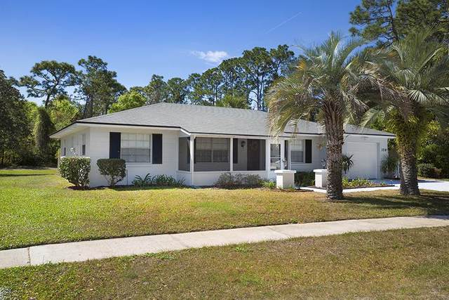 359 Altara Dr, St Augustine, FL 32086 (MLS #194486) :: Noah Bailey Group