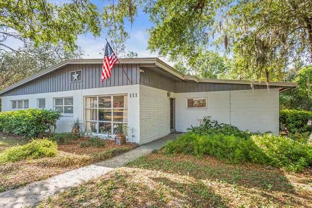 111 Cedar St, Palatka, FL 32177 (MLS #194490) :: The DJ & Lindsey Team
