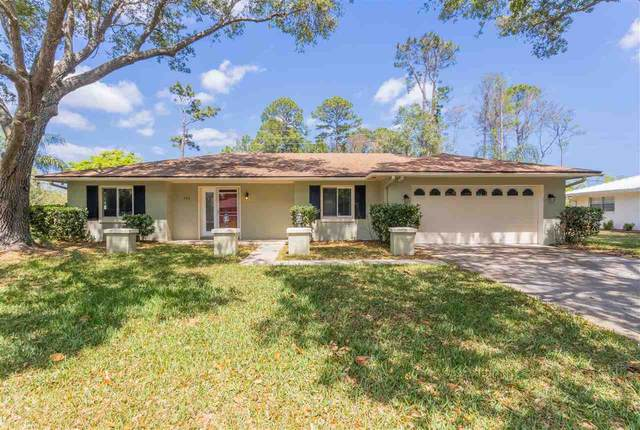 534 Sevilla Dr, St Augustine, FL 32086 (MLS #194500) :: Noah Bailey Group