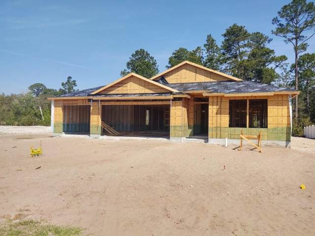 489 Chasewood Drive, St Augustine, FL 32095 (MLS #194530) :: Bridge City Real Estate Co.