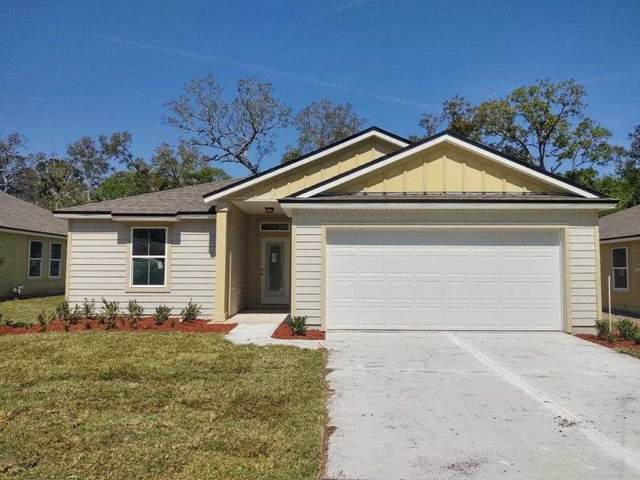255 Chasewood Drive, St Augustine, FL 32095 (MLS #194532) :: Noah Bailey Group