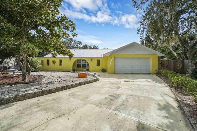 39 Atlantic Oaks Circle, St Augustine Beach, FL 32080 (MLS #194535) :: Noah Bailey Group