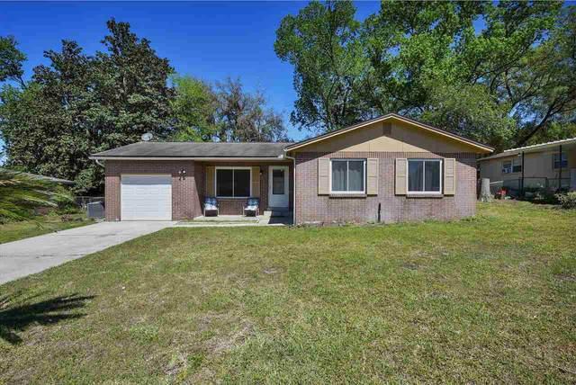 421 Capricorn Ln, Orange Park, FL 32073 (MLS #194539) :: Memory Hopkins Real Estate