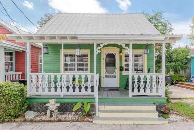 76 Abbott St, St Augustine, FL 32084 (MLS #194541) :: Memory Hopkins Real Estate