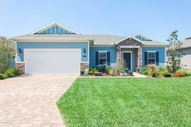 194 Athens Drive, St Augustine, FL 32092 (MLS #194542) :: Memory Hopkins Real Estate