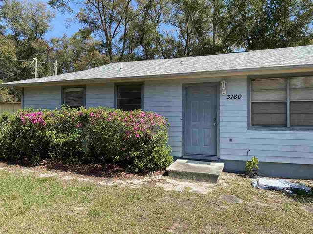 3160 Old Moultrie Rd, St Augustine, FL 32086 (MLS #194561) :: Bridge City Real Estate Co.