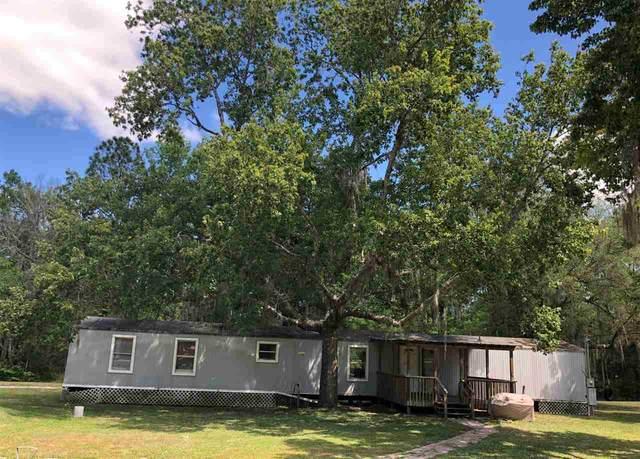 5210 Truman Pacetti Rd, St Augustine, FL 32092 (MLS #194572) :: The DJ & Lindsey Team