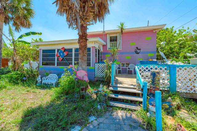 11 13th St., St Augustine Beach, FL 32080 (MLS #194575) :: Noah Bailey Group