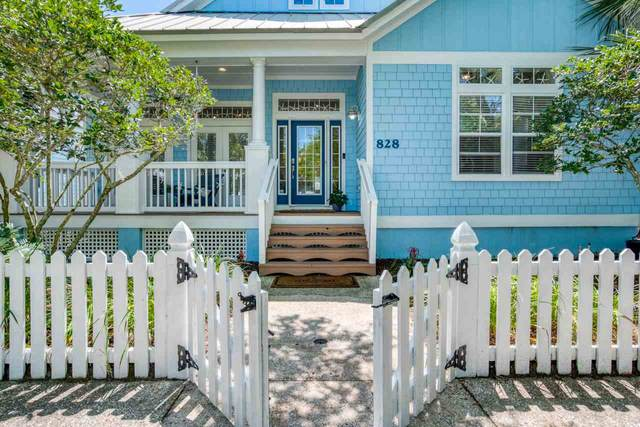 828 Ocean Palm Way, St Augustine, FL 32080 (MLS #194613) :: Bridge City Real Estate Co.